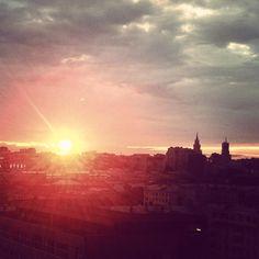 #yesterday#sunset