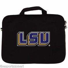 LSU Tigers Laptop Bag Visit our store for more: www.thesportszoneri.com
