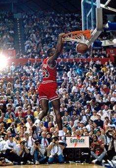 Jordan / 1988 Slam Dunk Contest