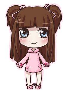 Moniique Gomez por @Gui_Niiky: Cute >_<