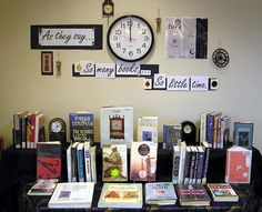 So many books, so little time by Newport Public Library, via Flickr
