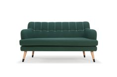 Edward - https://nl.sofacompany.com/meubels/banken/2-zitsbanken/edward-2-seater-sofa-dina-forest-green-dina-sage-oak-legs-w-black-socks