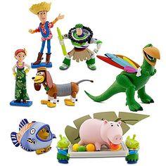 Toy Story Deluxe Hawaiian Figure Set