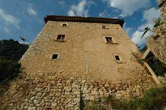 GABBIO (TR) - Ancient abandoned farmhouse.  Casa abbandonata - abandoned house - Umbria
