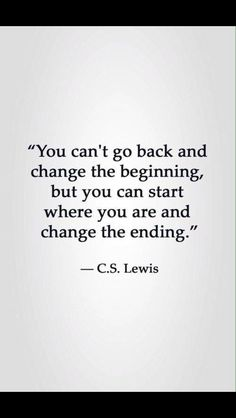 Change your ending.   PureRomance.com/BethTemple