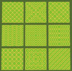 I'm loving the lime terracotta. So many fun patterns! Minecraft Banners, Minecraft Decorations, Minecraft Tips, Minecraft Blueprints, Minecraft Pixel Art, Minecraft Creations, Minecraft Crafts, Minecraft Cottage, Minecraft Houses