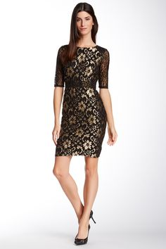 Twin Lace Dress by Taylor on @HauteLook