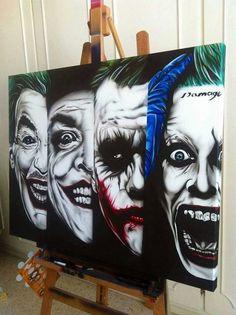 Joker Joker Joker & Joker Art