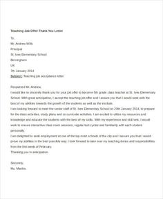 Tender acceptance letter acceptance period depends on the type of thank you letter for job offer expocarfo Image collections