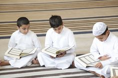 Muslim Kids Photography