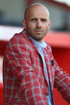 Paul Tisdale Photos Photos - Paul Tisdale manager of Exeter City during the Pre Season Friendly match between Exeter City and Queens Park Rangers at St James Park on July 2013 in Exeter, England. - Exeter City v Queens Park Rangers Northampton Town, Exeter City, Queens Park Rangers, St James' Park, Looks Style, Exeter England, Men Casual, July 11, Mens Tops