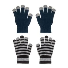 5b78b3fbba2ff Molo Knitted KEIO Gloves (2 pack). Shop from an exclusive selection of  designer