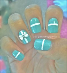 Another Tiffany Manicure