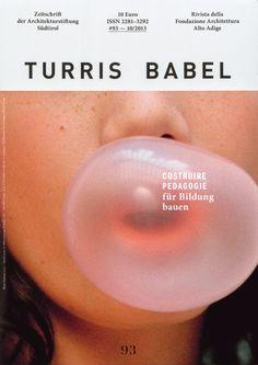 Bakerie — cathrinabroderick: Studio Mut for Turris Babel...