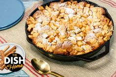 Easter Apple Pie Pull-Apart Bread - The Dr. Oz Show Breakfast For A Crowd, Breakfast Items, Ham In The Oven, Smothered Pork Chops Recipe, Cinnamon Roll Bread, Pineapple Recipes, Cream Pie Recipes, Easy Sugar Cookies, Pull Apart Bread