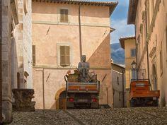 Travels in Umbria TREVI