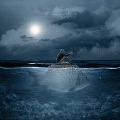 Fishing For Memories. Shawn Van Daele Surreal Photography