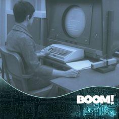 Un día como hoy pero de 1969 se envía el primer mensaje a través de ARPANET, antecesora de la red Internet. #DatoBOOM