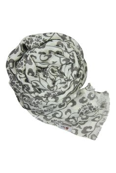 Lotusmønstret kashmir skjerf Cashmere, Cashmere Wool, Paisley