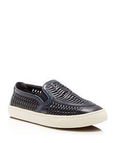 082d38a952d Tory Burch Woven Huarache Slip-On Sneakers Tory Burch - Women s Shoes -  Bloomingdale s