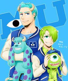 monsters inc anime forum | Monsters Inc./#1547702 - Zerochan