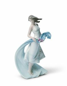 Lladro Blissful Youth Figurine. #Lladro #Statue #Sculpture #Decor #Gift #gosstudio .★ We recommend Gift Shop: http://www.zazzle.com/vintagestylestudio ★