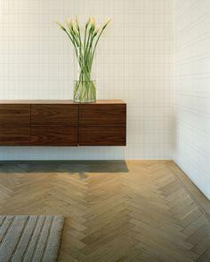 Modernismo nos papéis de parede (Foto: Divulgação)