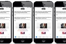 Time Inc has signed up as a launch partner with Sky to exclusively promote the broadcaster's box sets across the digital editions of NME and Uncut via Apple News.