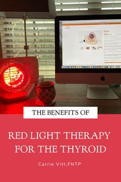 Thyroid Diet, Thyroid Disease, What Is Red, Red Light Therapy, Healthy Sleep, Photosynthesis, Hypothyroidism, Reduce Inflammation, Autoimmune
