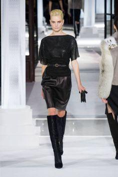 Vionnet Fall 2013 #runway #fashionweek