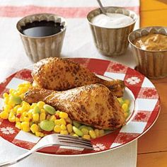 All you need are chicken drumsticks and a few other simple ingredients to create this super easy and flavorful dinner the whole family will love.