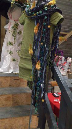 Sjaal gemaakt door door Jeannette