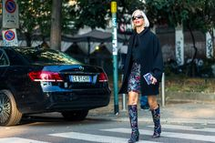 These Boots Were Made For Street Style