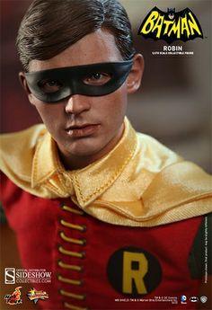 Robin (1966 Film) 1/6 Scale Figure #batman #robin http://www.alteregocomics.com