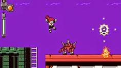 Fãs criam Mega Man de 8 bits para PC