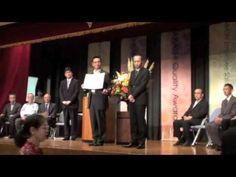 学力会 板橋区経営品質 特別賞 表彰式