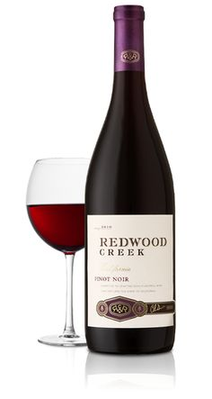 """A new red to add to my favorites. """"This medium-bodied wine has rich notes of dark cherry, brown spice and clove, making it a versatile partner to salmon, duck or filet mignon."""""""