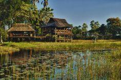 Gunns Camp Botswana