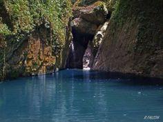 Charco Azul, Barranquitas #Puerto Rico
