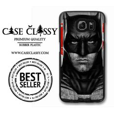 Batman Down Of Justice Samsung Galaxy S6 Edge Case caseclassy.com