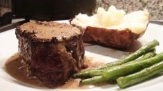 Filet Mignon in a Peppercorn Sauce, is one of my all-time favorite recipes to make at home. While it comes off as a complicated and complex meal, it's actually very simple to make, with just a few ingredients. The star ingredient of course is the Filet itself, and for this recipe I'm using some wonderful steaks from Certified Steak and Seafood.