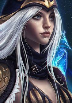 Ashe | Эш @League of Legends | Лига Легенд #LoL #ЛоЛ