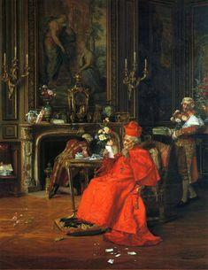 The Cardinal's Birthday  Francois Brunery -