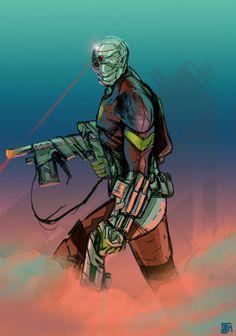 Deadshot by John Osborne