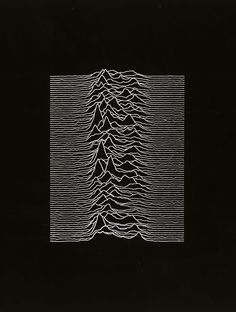 Joy Division graphic from too long ago to mention. But still an outstanding, simple and memorable piece of design. It doesn't hurt that the Web Genius still loves the band, too. RIP.