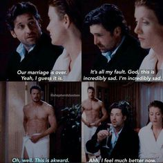 At least he git to be with the love of his life. Greys Anatomy Episodes, Greys Anatomy Funny, Grey Anatomy Quotes, Grays Anatomy, Grey Quotes, Tv Quotes, Movie Quotes, Derek Shepherd, Meredith Grey