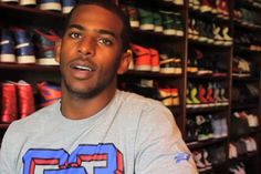 A Look Inside Chris Paul's Jordan Closet