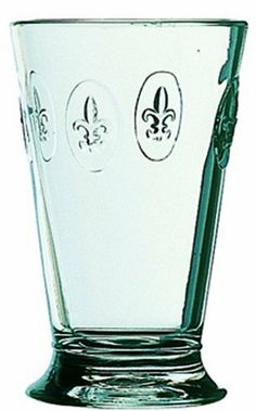 La Rochere Fleur De Lys Décor 10.5 Ounce Tall Goblet Set of 6 by French Home, LLC, http://www.amazon.com/dp/B000ZMIYAQ/ref=cm_sw_r_pi_dp_nVAgrb1MZ4MXS