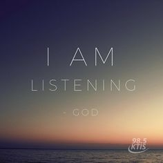 God wants you to come to Him first.  Twin Cities Christian Radio    LISTEN NOW on myktis.com  #inspirationalquote #uplifting #quoteoftheday #christianquotes