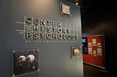 Center for the History of Psychology in Akron, OH
